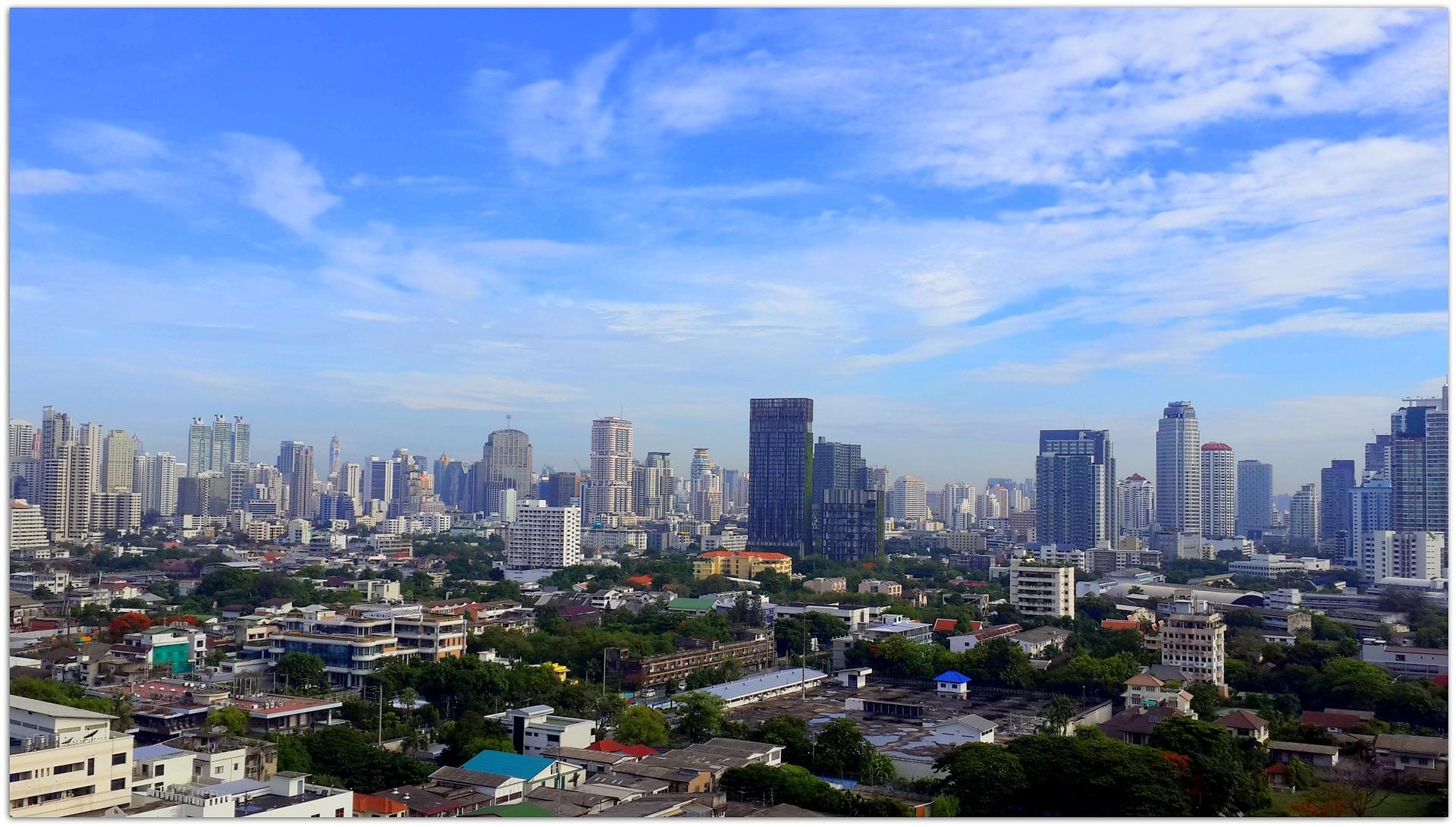 Bangkok, capital of Thailand