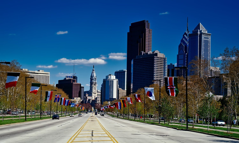 Benjamin Franklin Parkway, Philadelphia, Pennsylvania