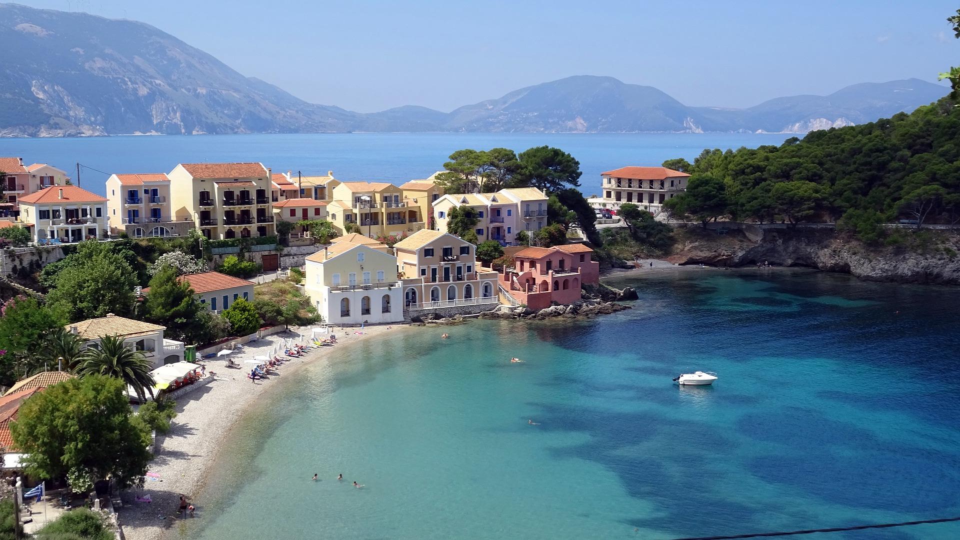 Cephalonia (Kefalonia), Greece