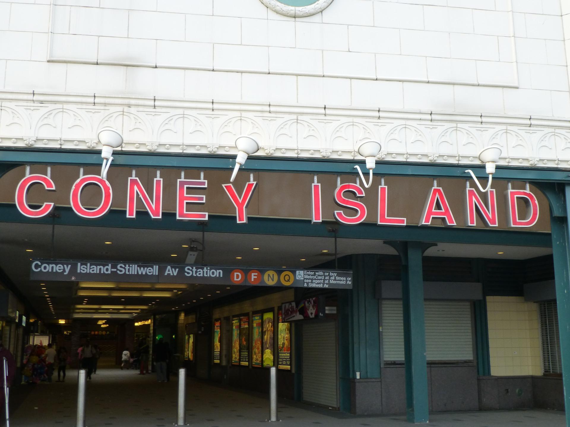 Coney Island Stillwell Avenue Station, New York City