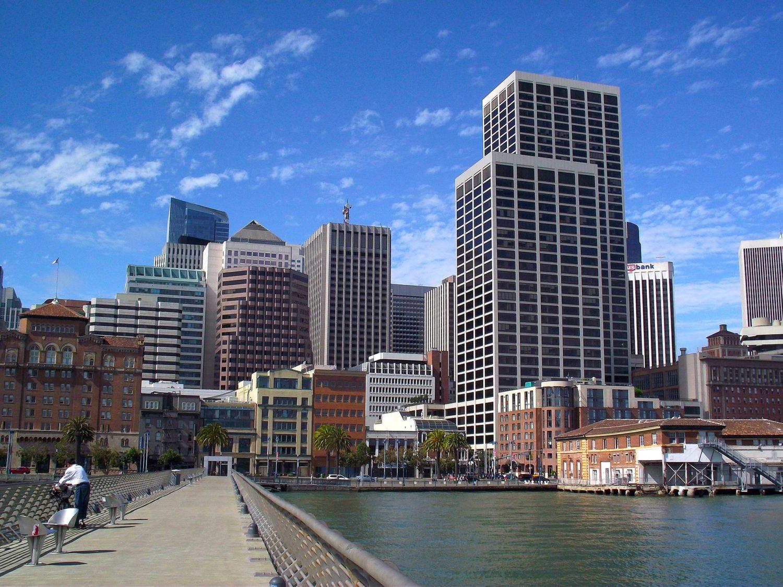 Downtown San Francisco, California
