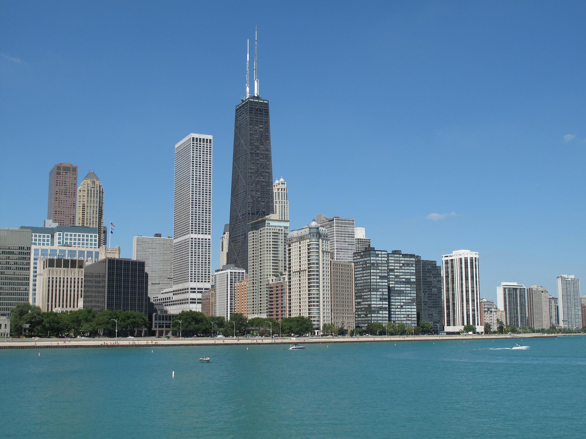 Hancock Center, Chicago