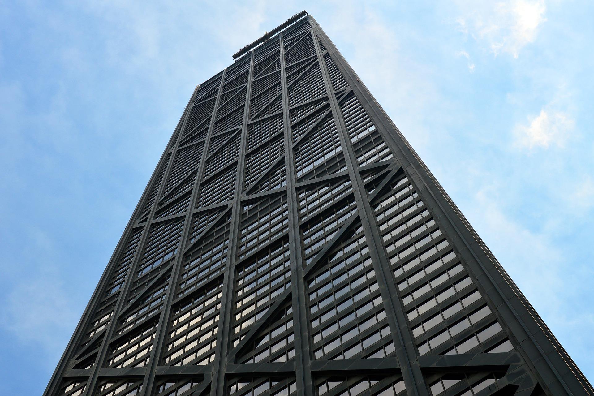 Hancock Center in Chicago