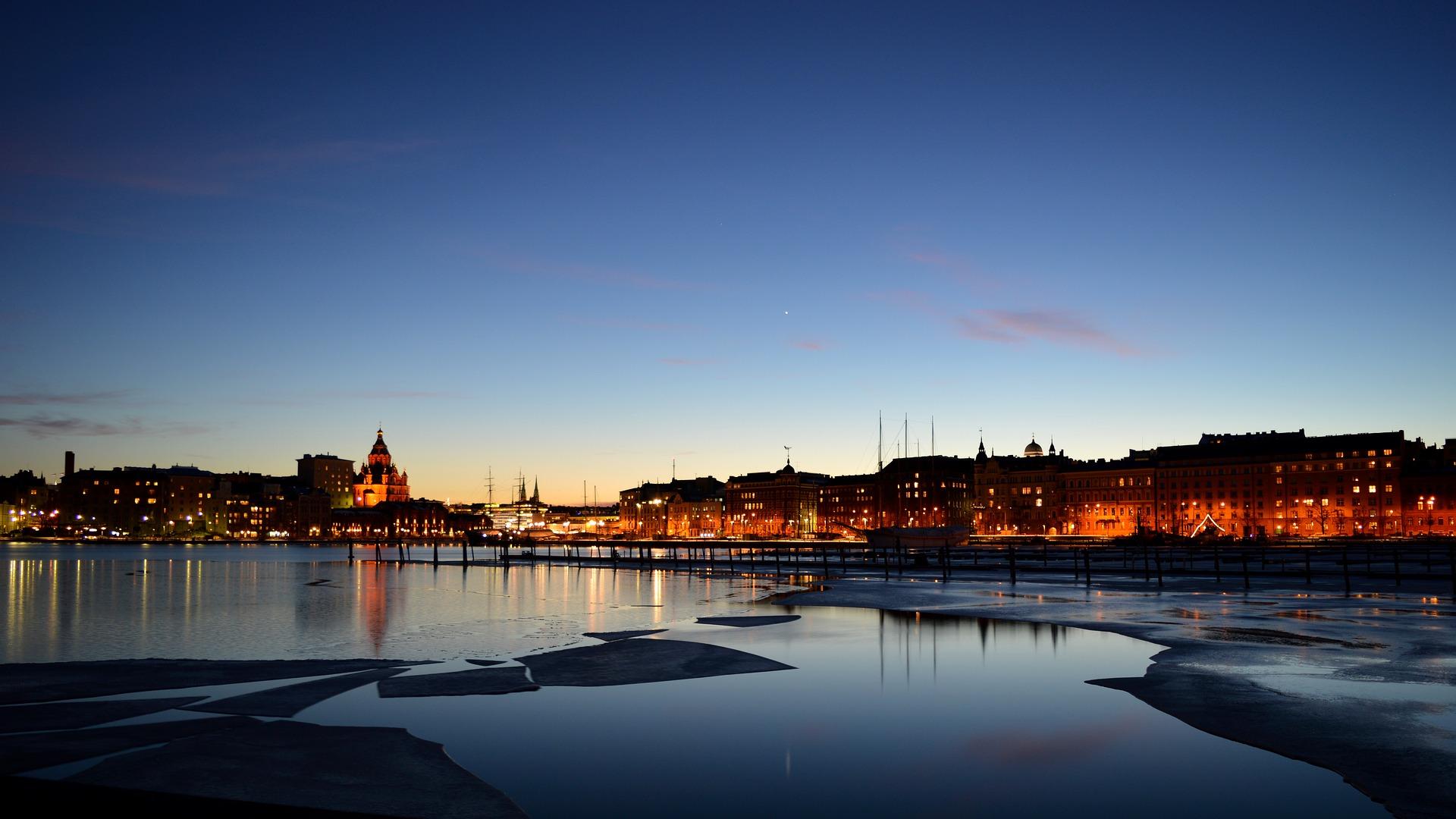 Helsinki, Capital of Finland