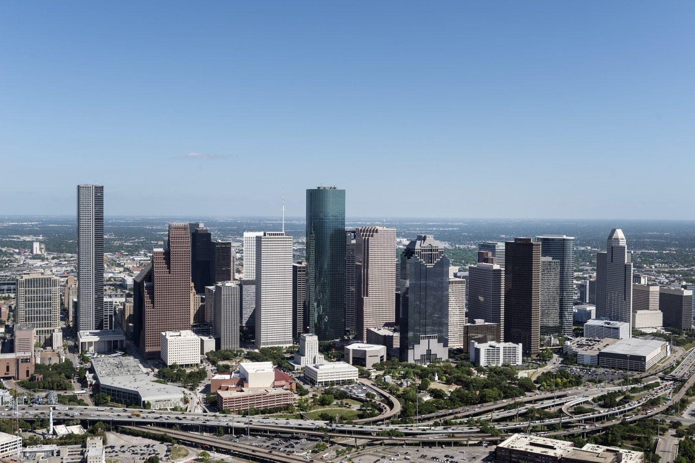 Houston, Texas skyline