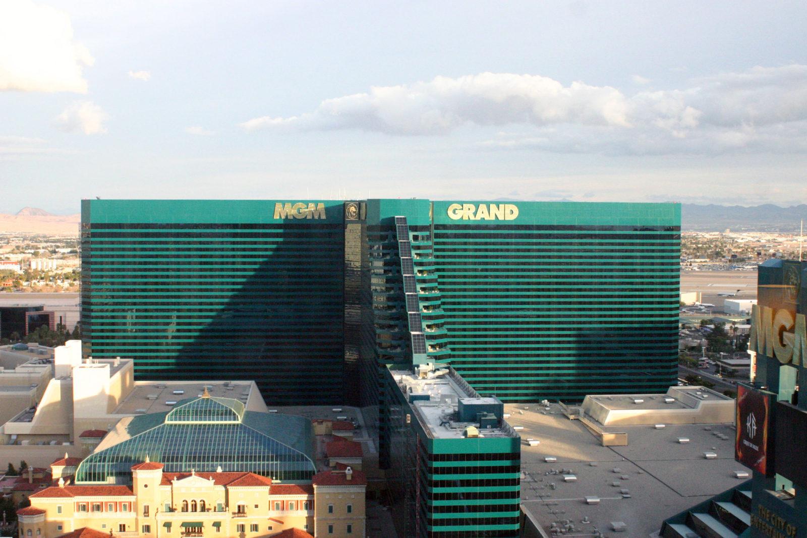 MGM Grande, Las Vegas