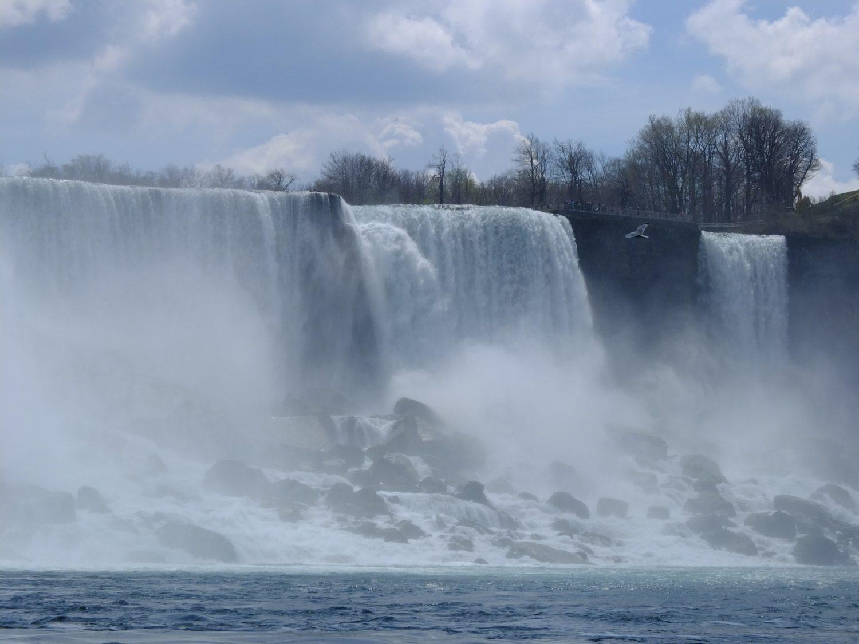Niagara Falls near Toronto