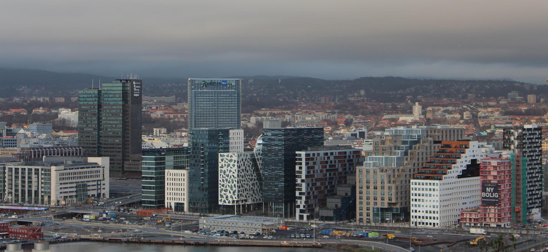 Oslo, capital of Norway