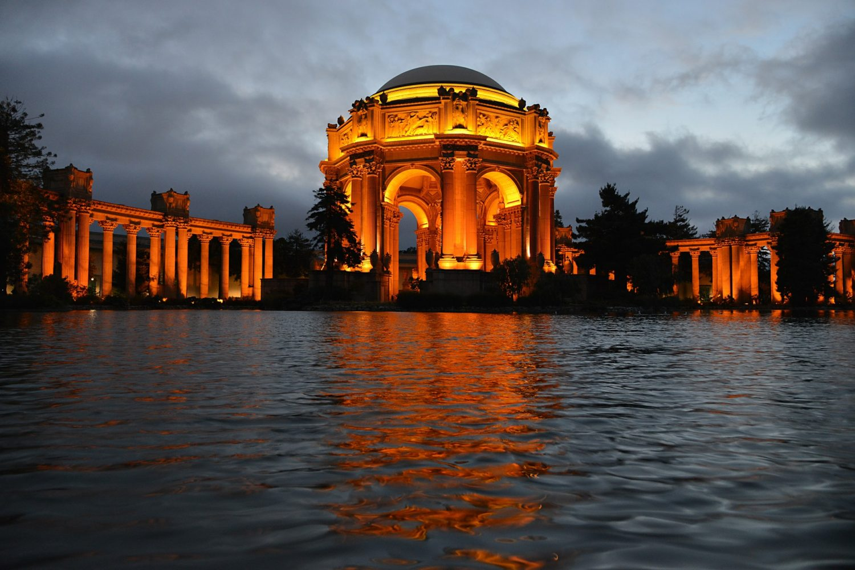 Palace of Fine Arts Theatre, San Francisco, California