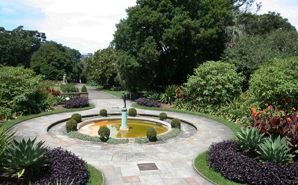 Royal Botanic Garden in Sydney, Australia