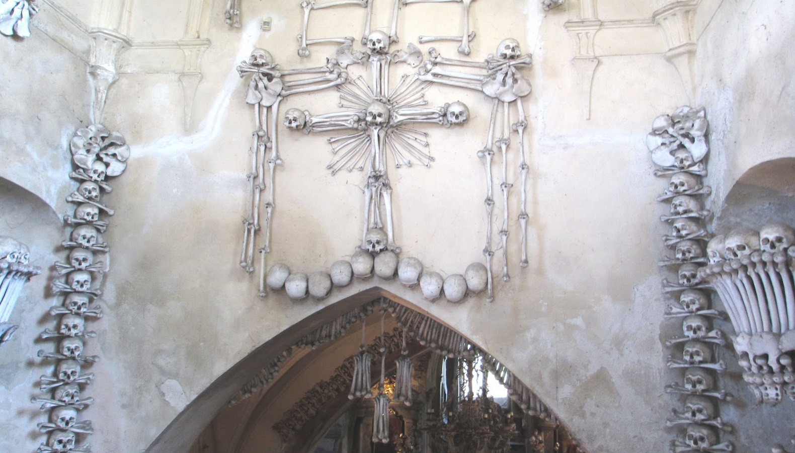Sedlec Ossuary in Czech Republic