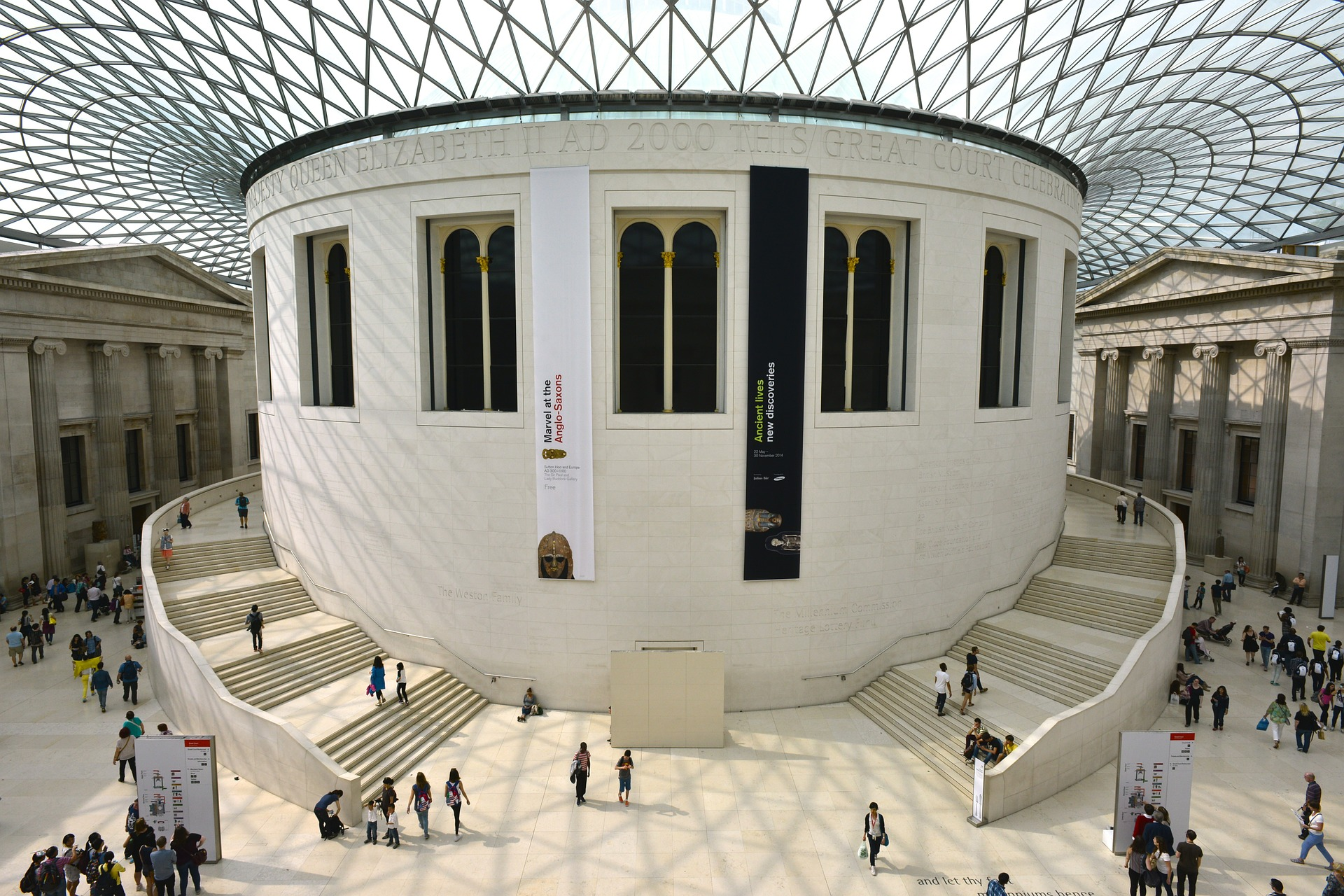 The British Museum, London, England