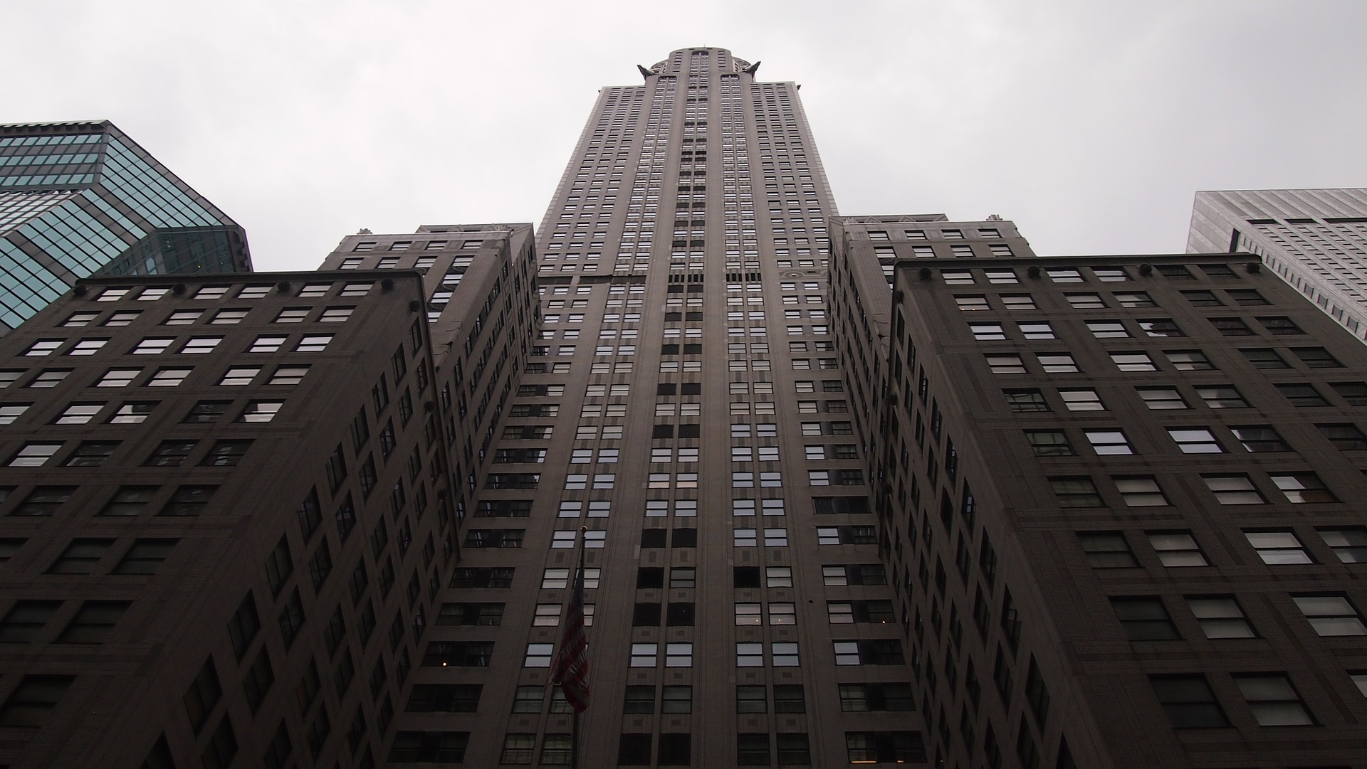 The Chrysler Building, New York City, USA