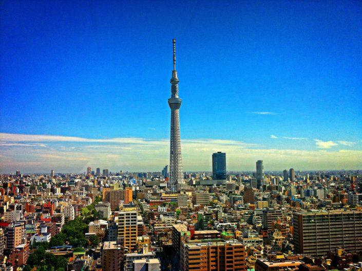 Tokyo Skytree, Tokyo, Japan