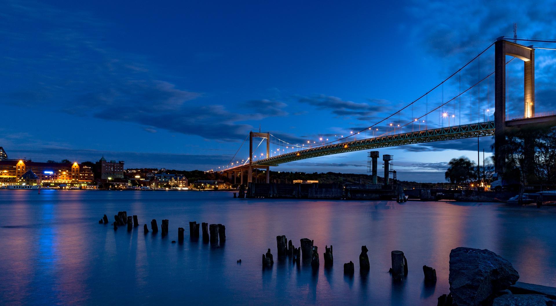 Älvsborgsbron, Göteborg, Sweden