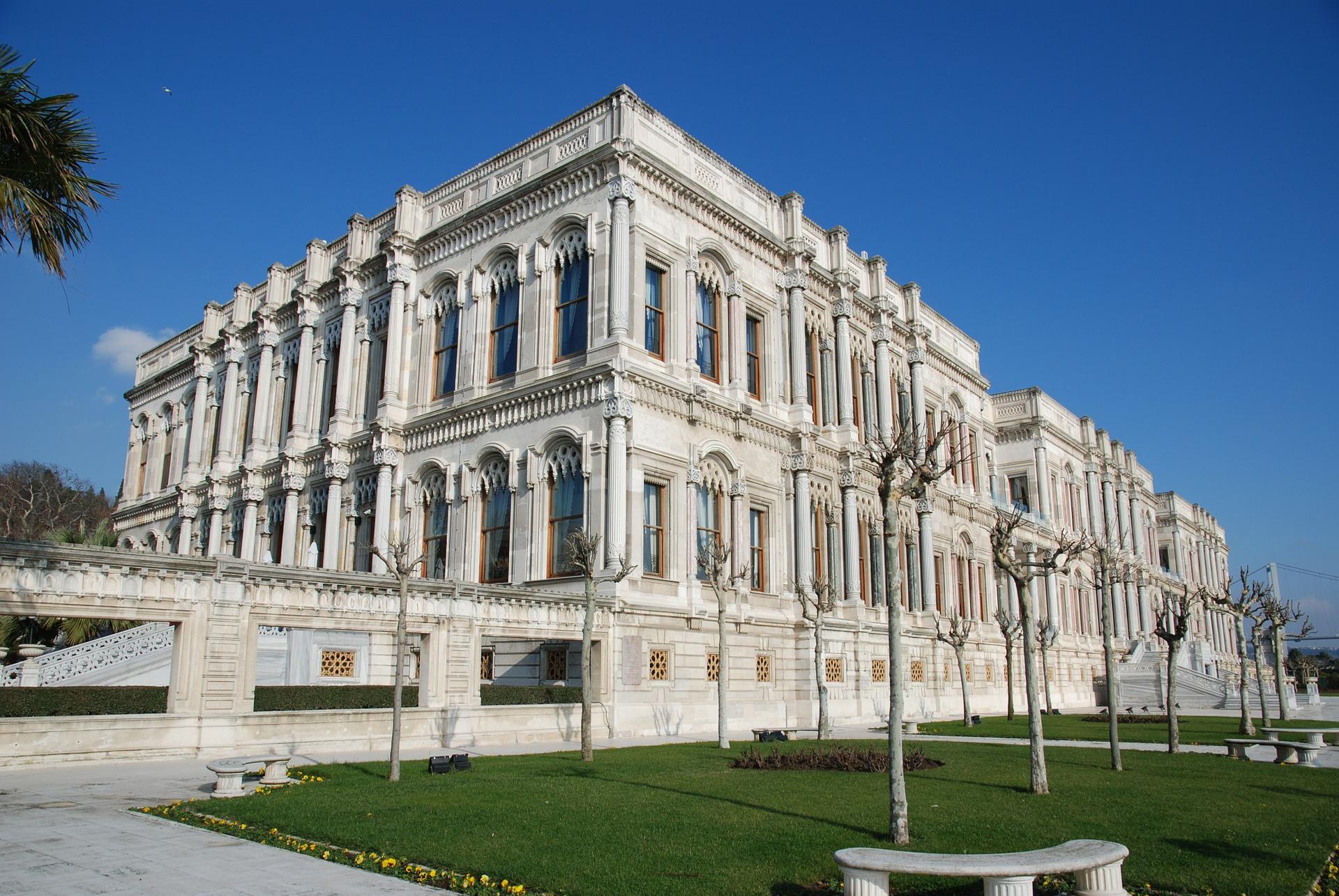 Çırağan (Ciragan) Palace, Istanbul, Turkey