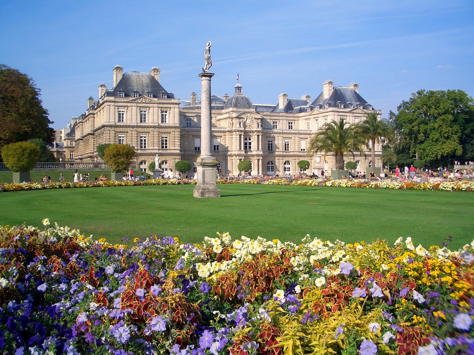Le Jardin du Luxembourg (the Luxembourg Garden), Paris, France