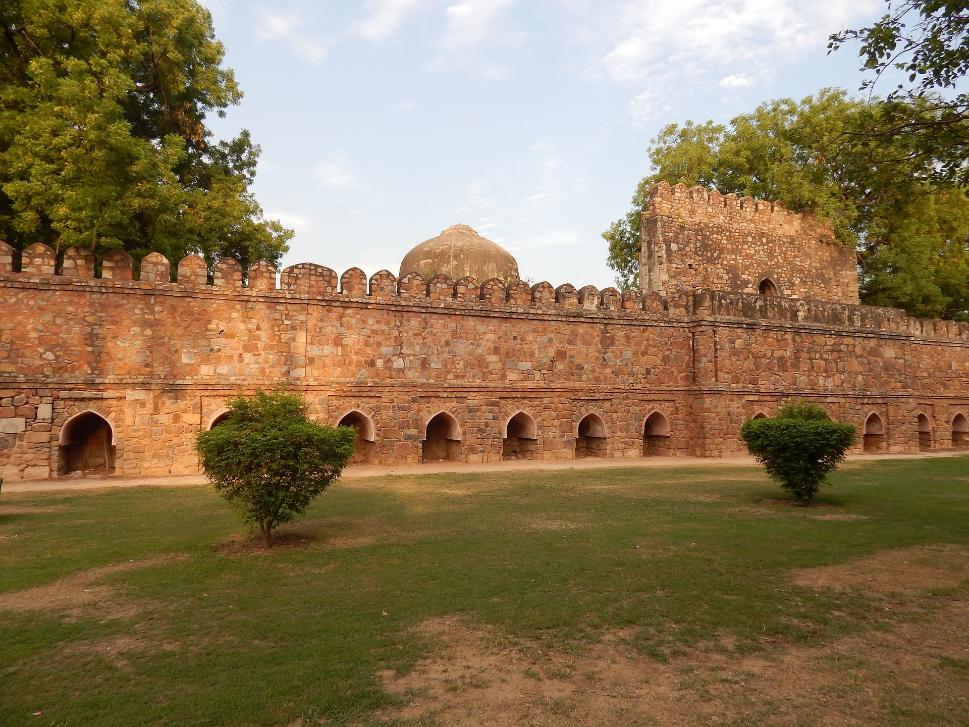 Lodi Gardens, New Delhi, India