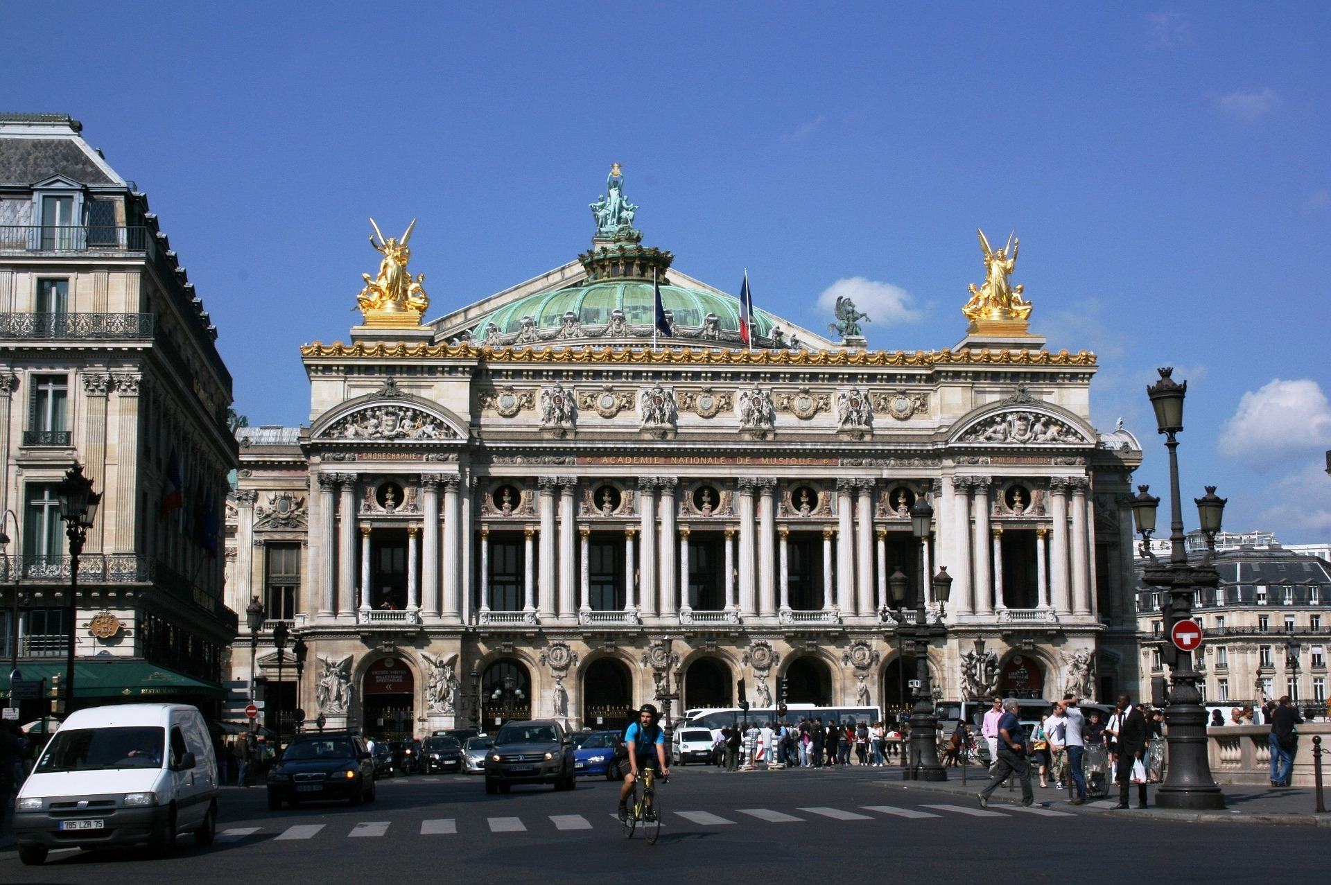 Palais Garnier (Paris Opera House), Paris, France