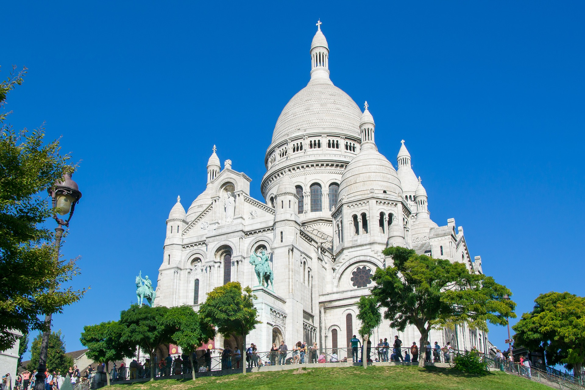 Sacré Coeu, Paris, France