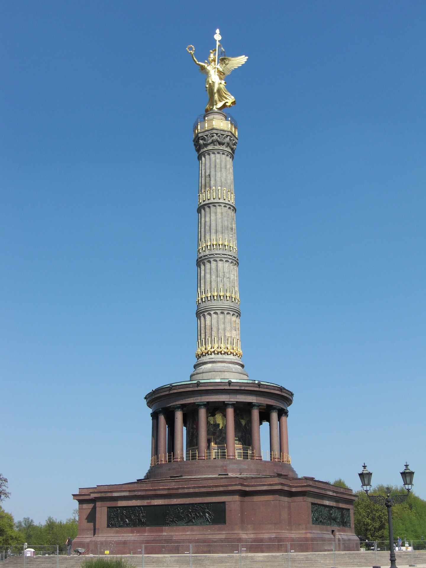 Berlin Victory Column, Berlin, Germany