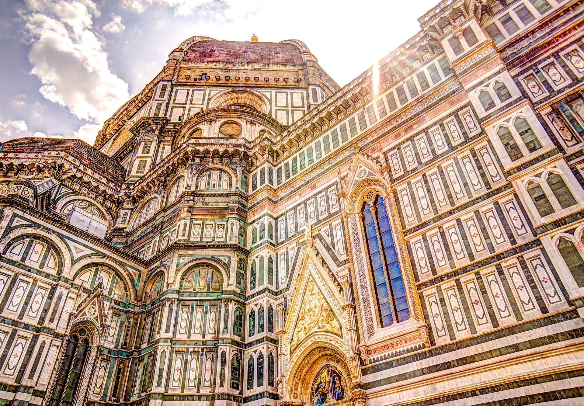 Florence Cathedral (The Cattedrale di Santa Maria del Fiore), Italy