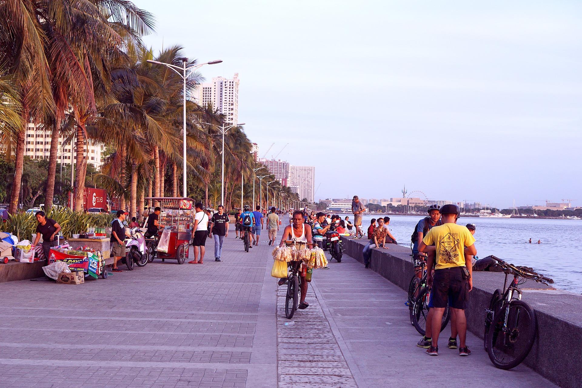 Marina Bay, Manila, Philippines