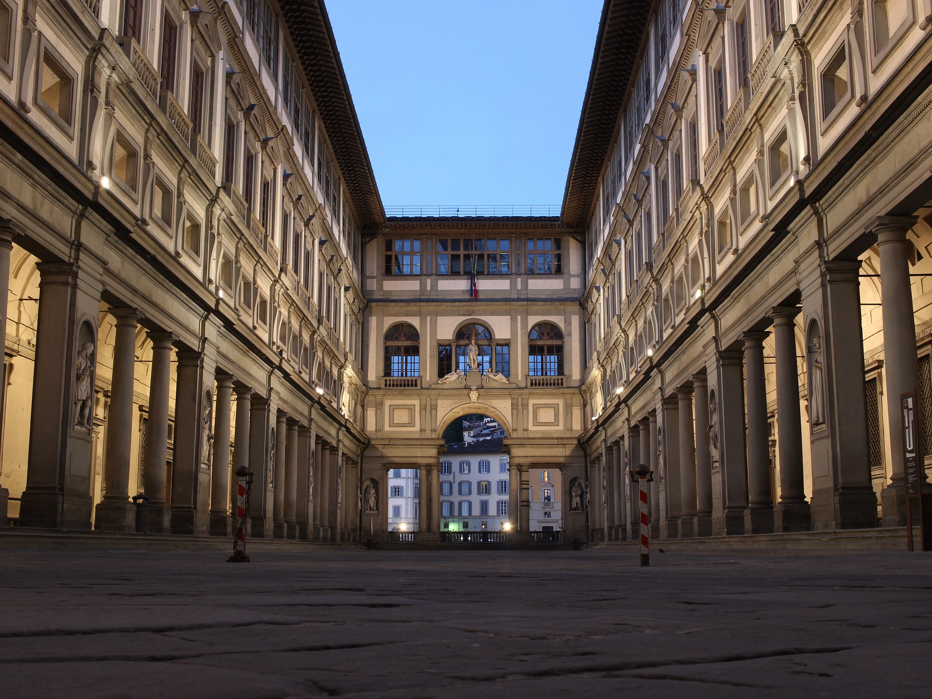 Uffizi Gallery, Museum in Florence, Italy