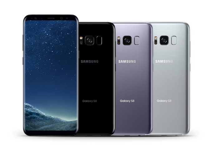 Samsung Galaxy S8 Phone