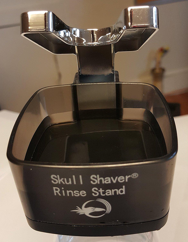 Skull Shaver kit Rinse Stand