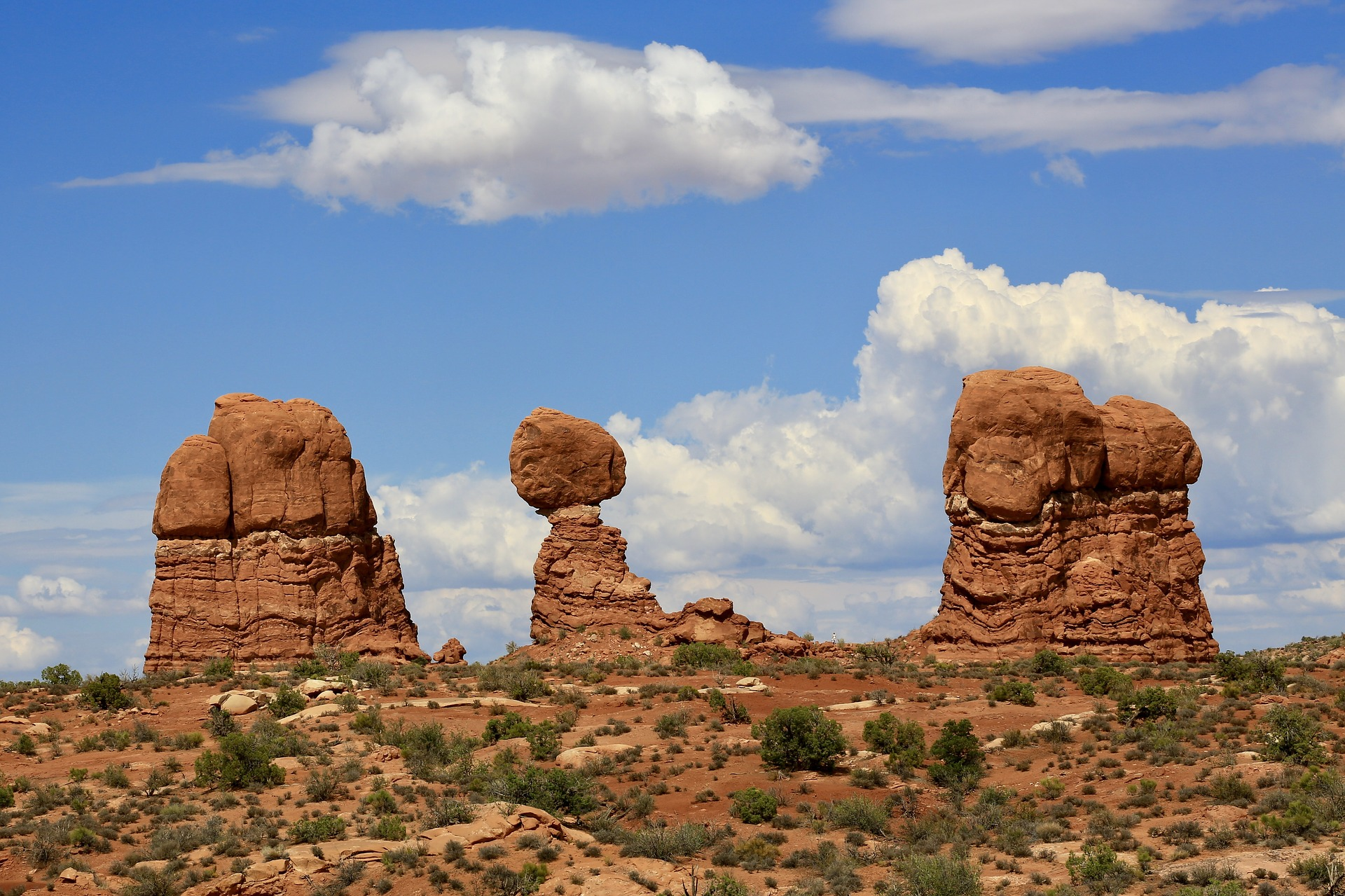 Arches National Park, Utah, USA