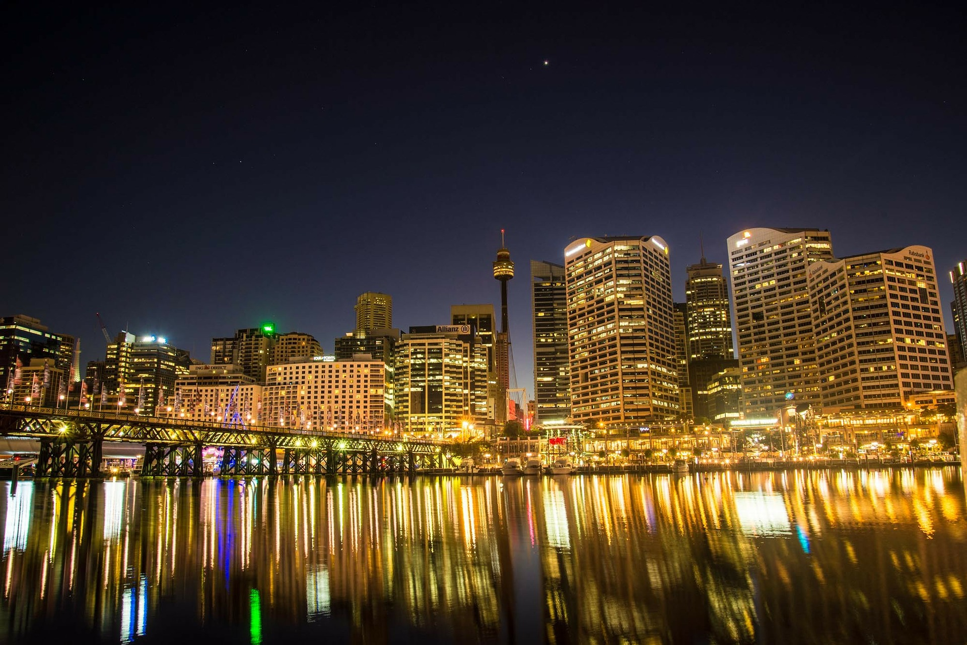 Darling Harbour, Sydney, Australia