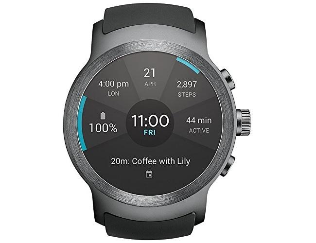 LG Watch SPORT Wi-Fi GSM Smartwatch
