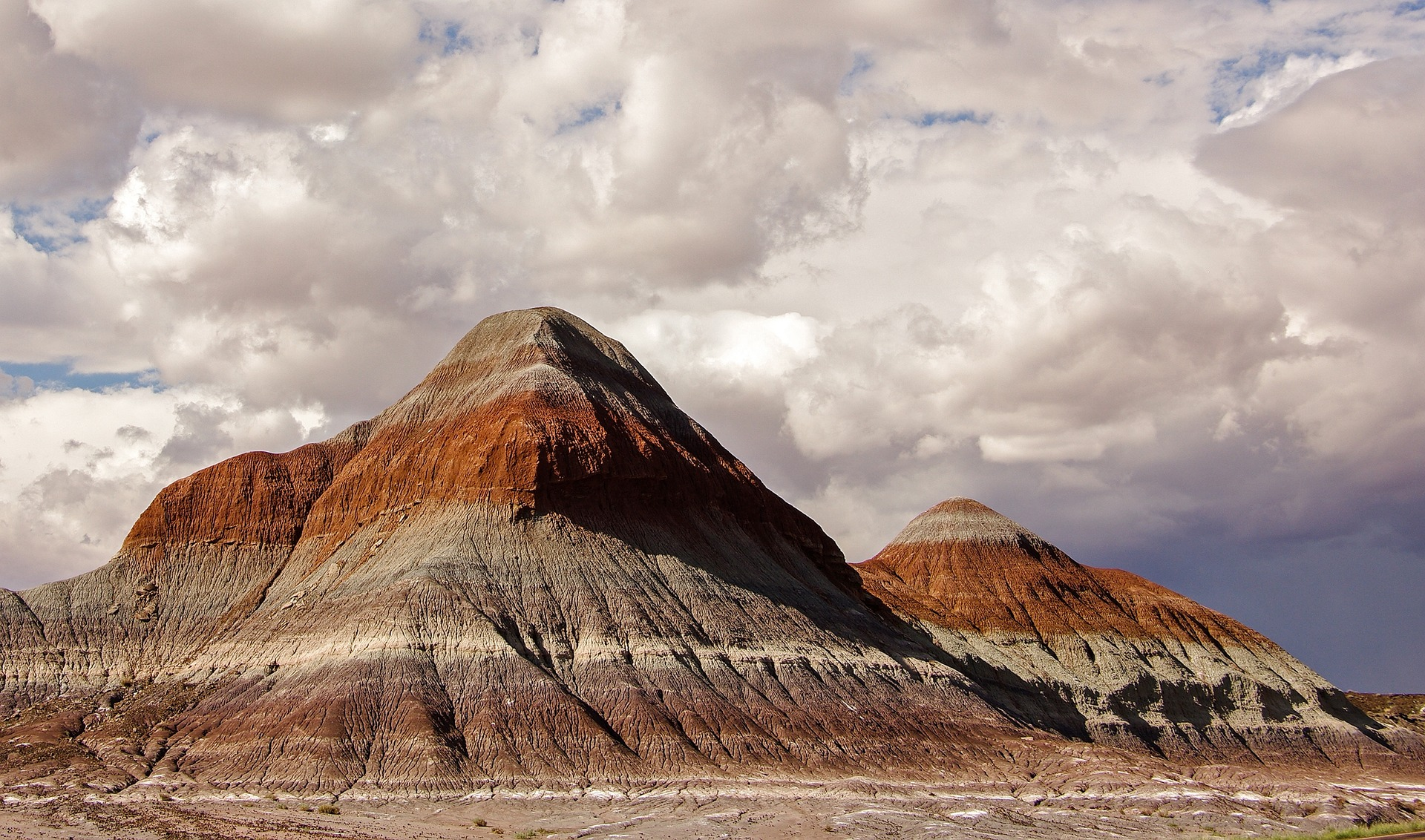 Petrified Forest National Park, Arizona, USA