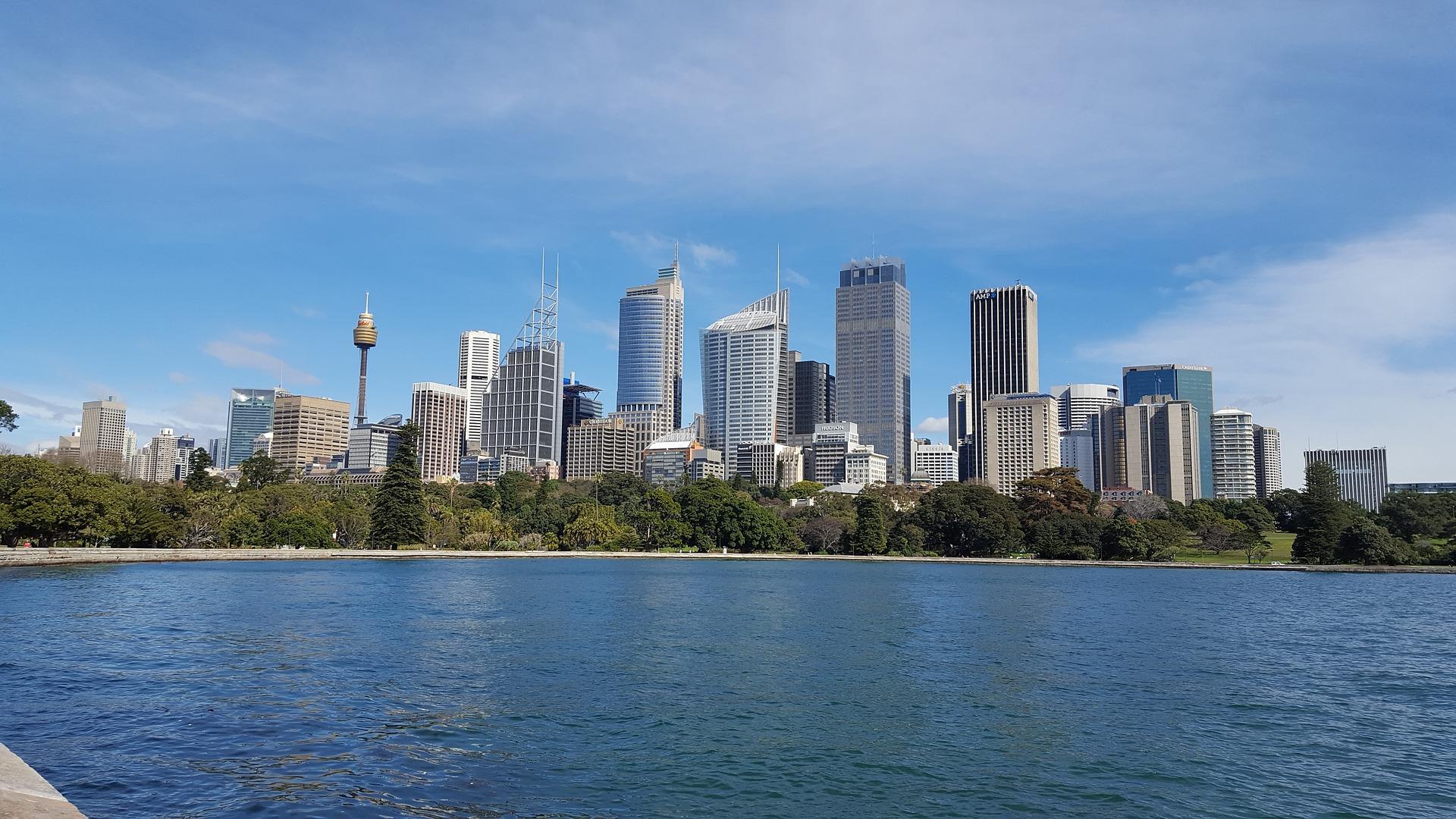 Skyline, Sydney Australia