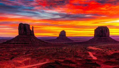 15 Stunning Sunset Photos That Seem To Be From Another Planet