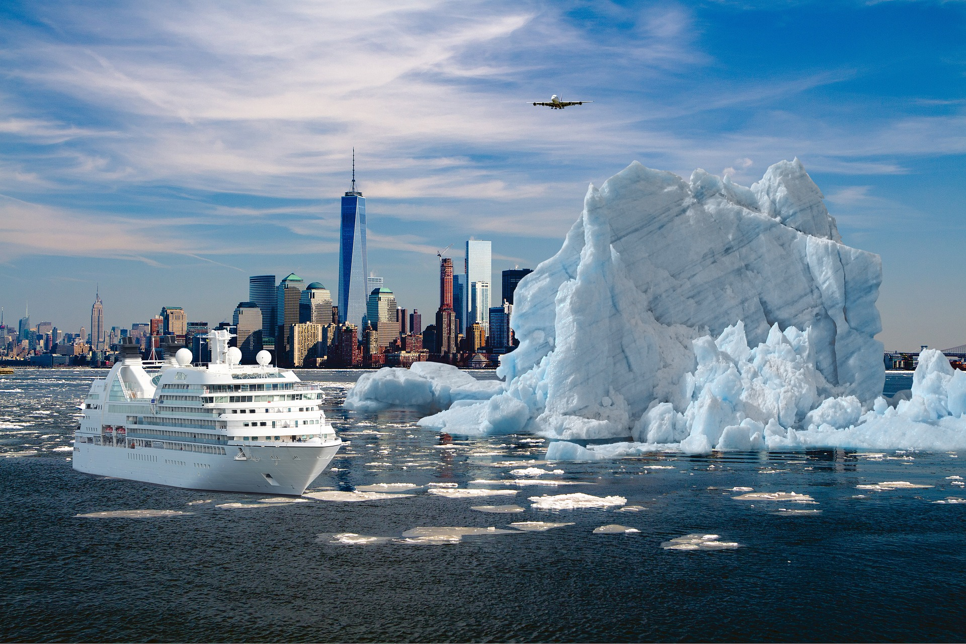 Travel deals - cruise ship in New York