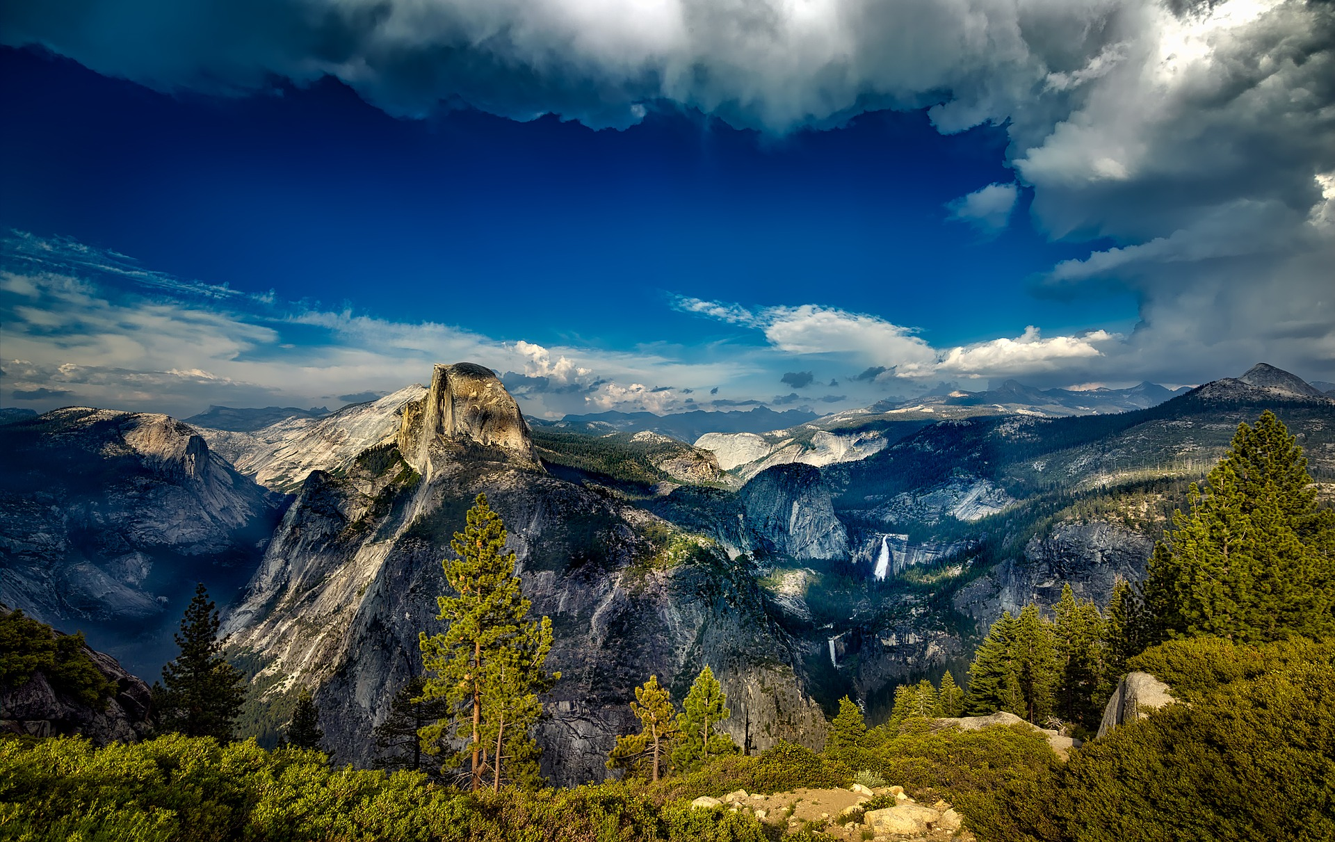 Yosemite National Park - California, USA