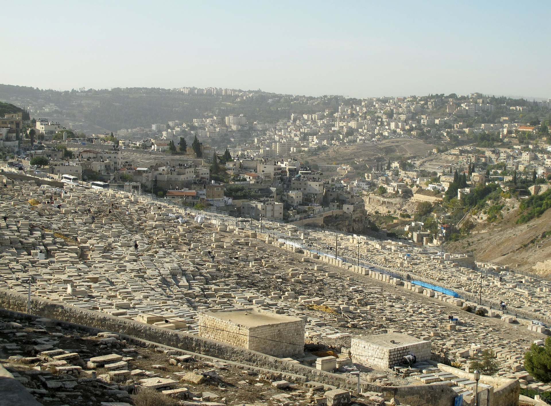 Jerusalem in Israel