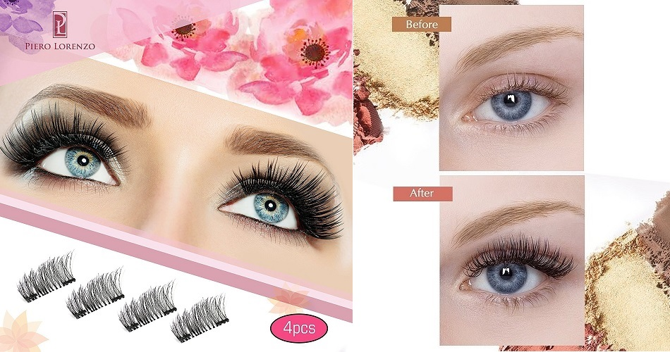 f533d4cf3b3 Reusable Full-Size Glue-free Dual Magnetic Eyelashes | Widest