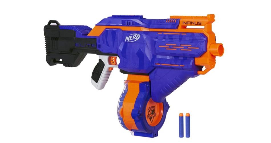 Infinus Nerf toy blaster