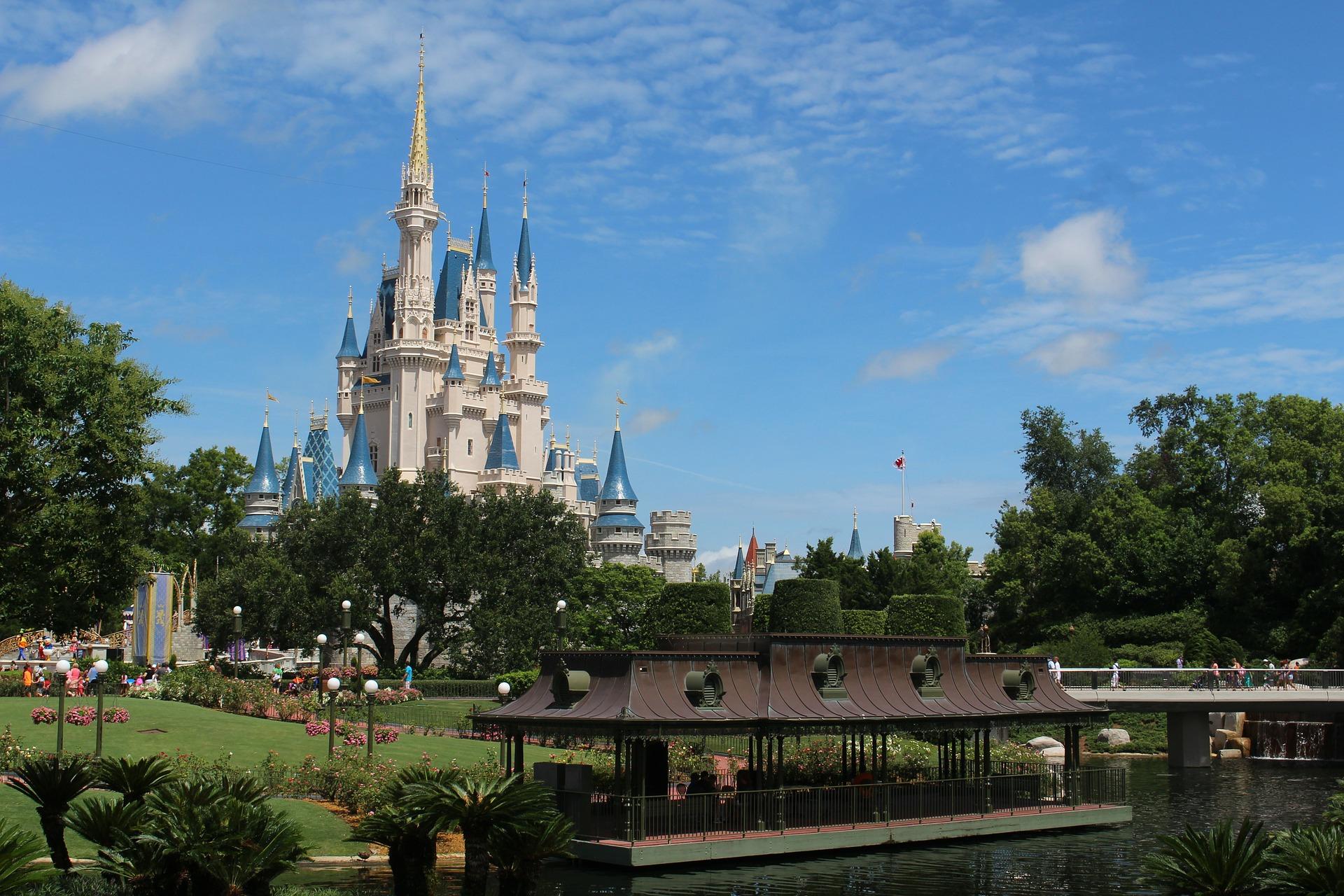 Cinderella Castle - Walt Disney World, Orlando, FL