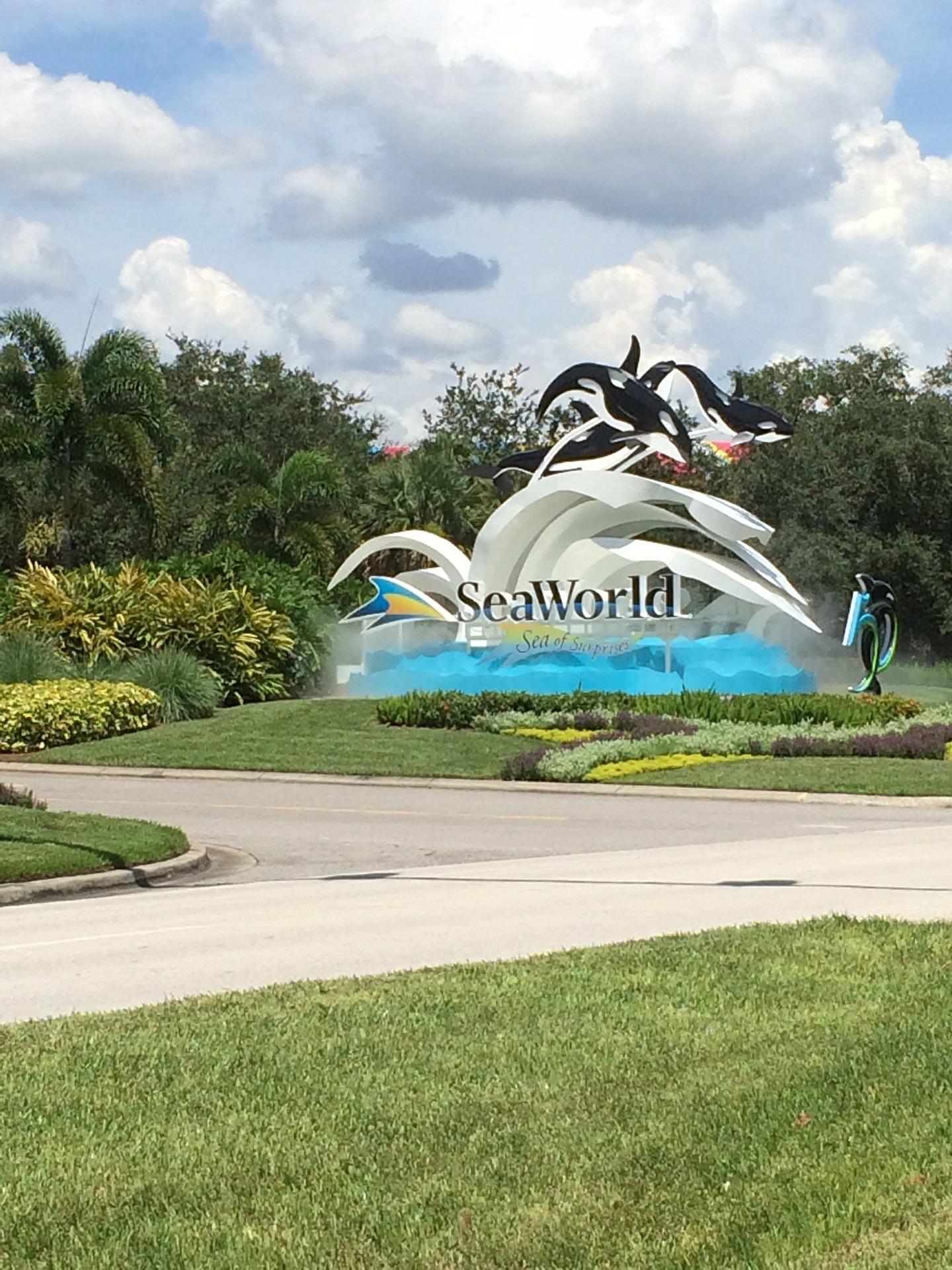 Sea World, Orlando, Florida