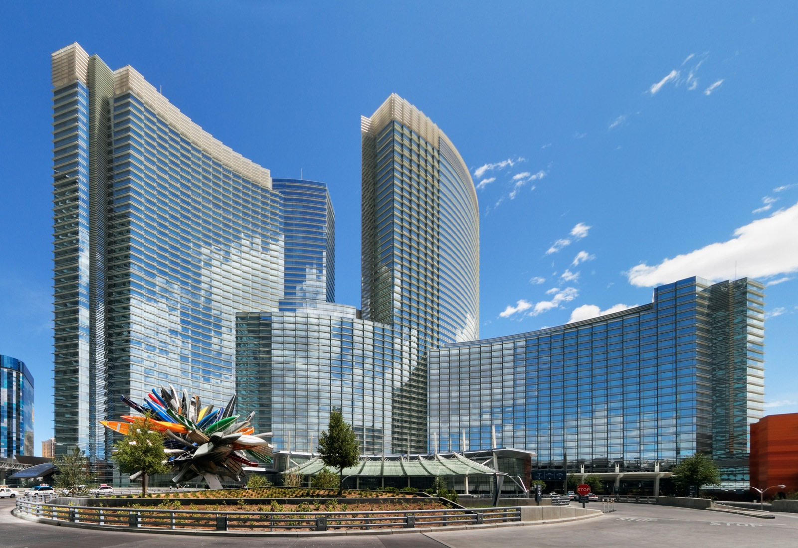 Aria Resort And Casino, Las Vegas, USA