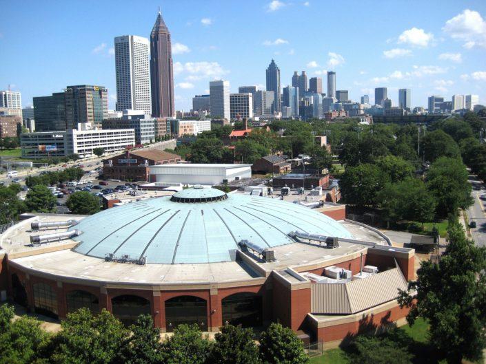 Atlanta, Georgia skyline