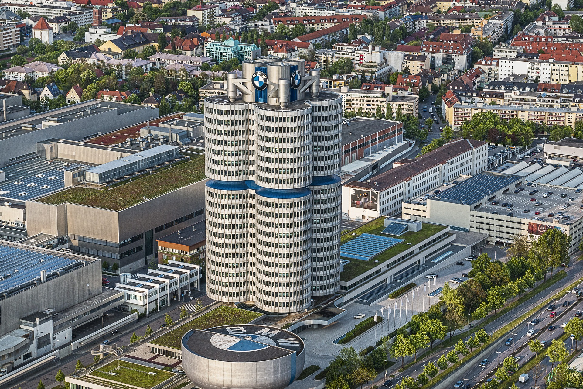 BMW Headquarters, Munich, Germany