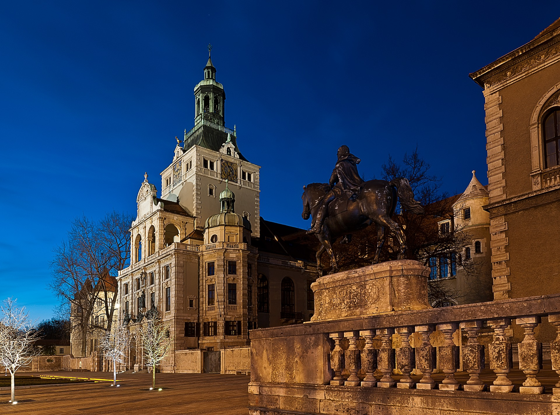 Bavarian National Museum, Munich, Germany