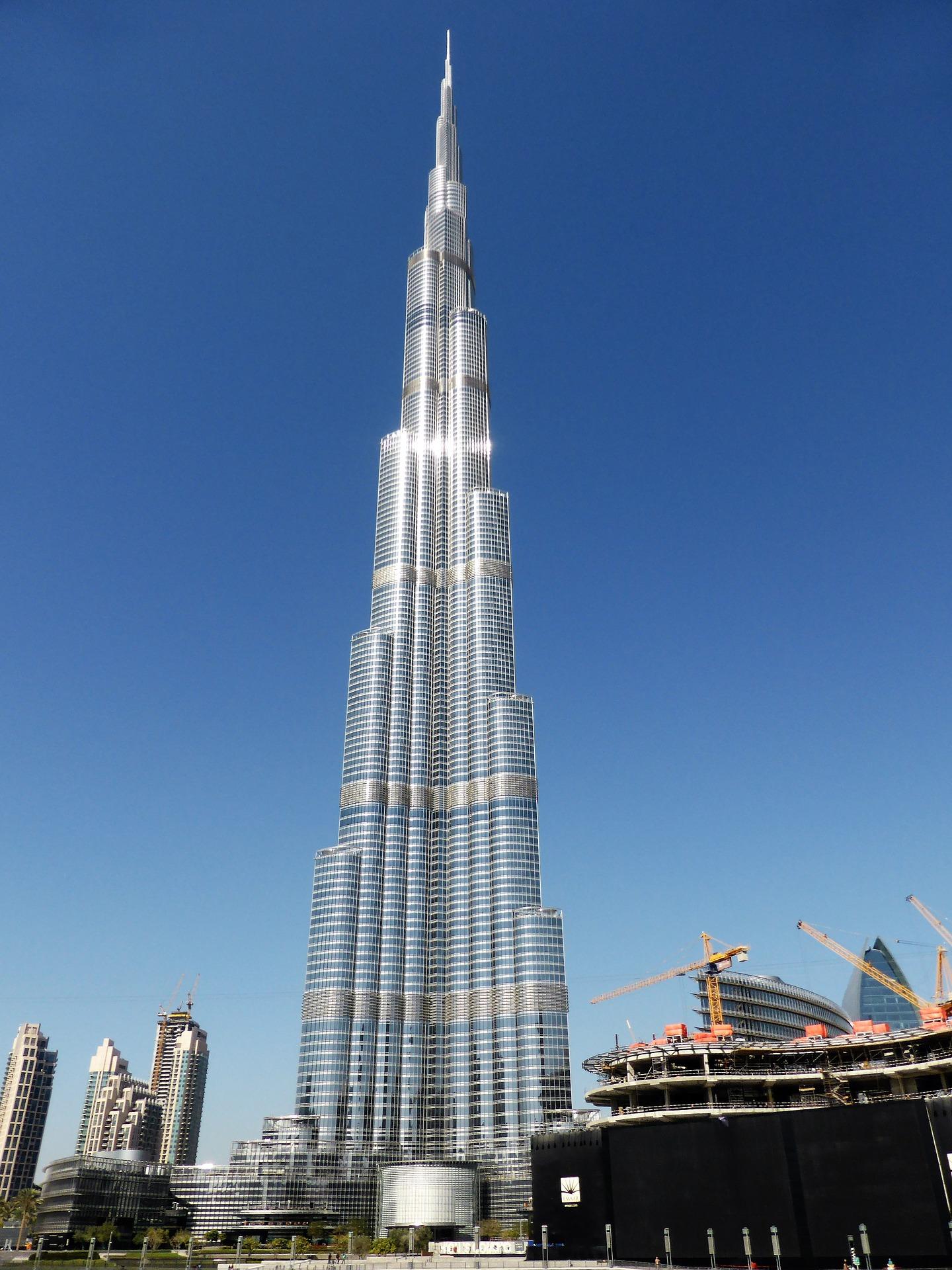 Burj Kalifa, Dubai
