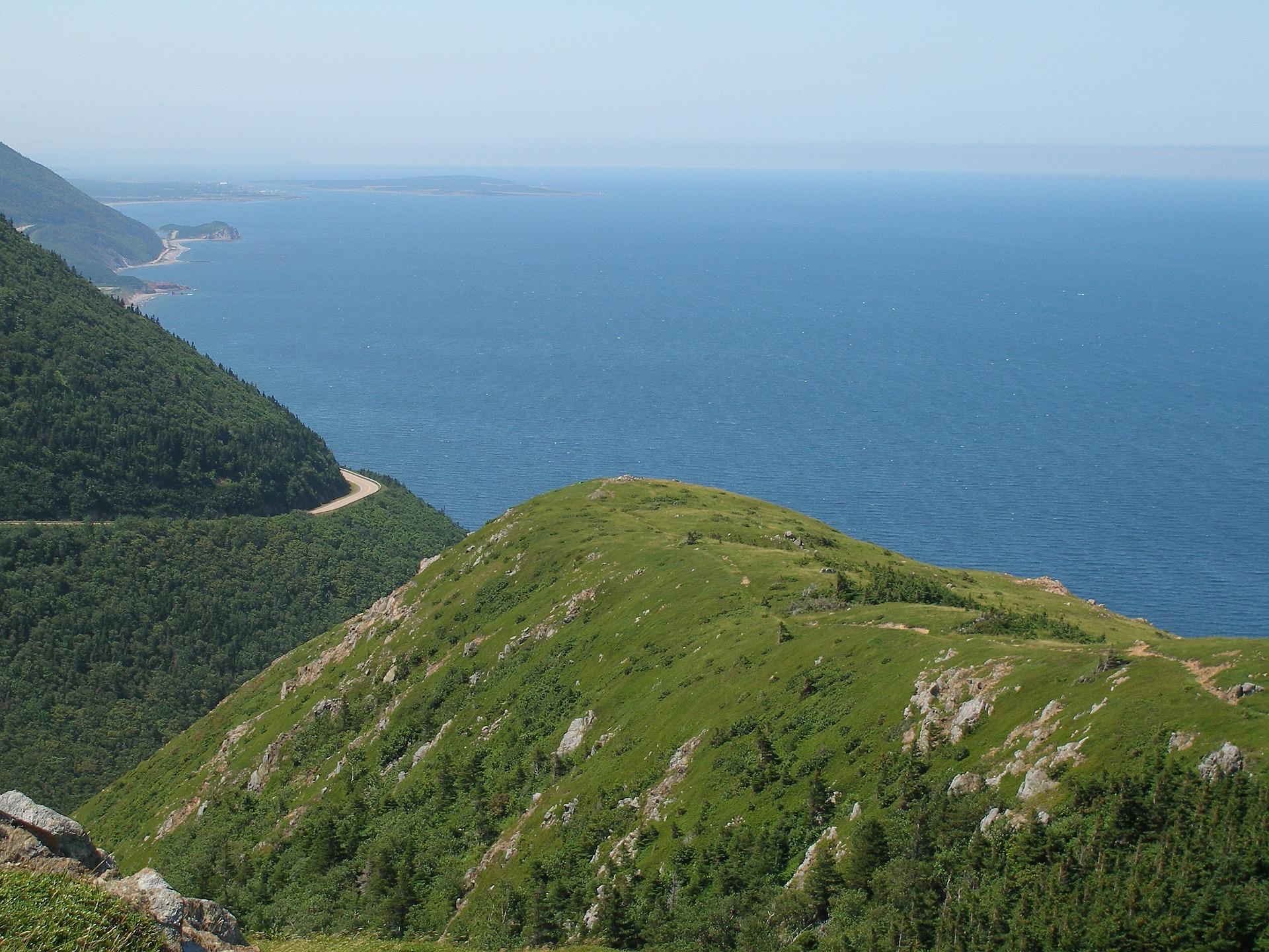 Cabot Trail, Cape Breton, Canada