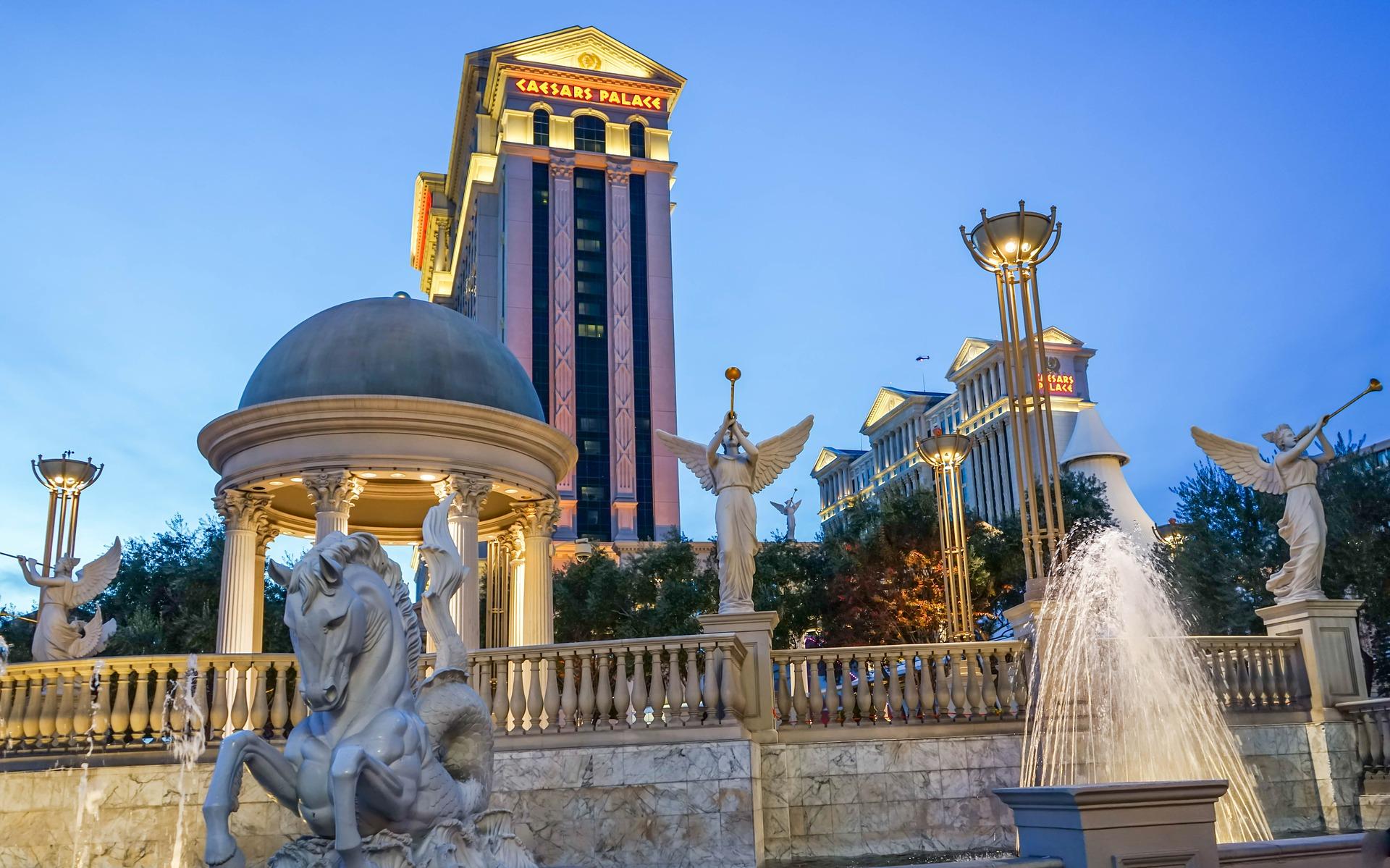 Caesars Palace Casino Las Vegas